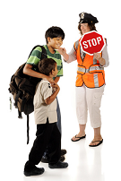 High Visibility Safety Apparel is Critical for CrossingGuards.